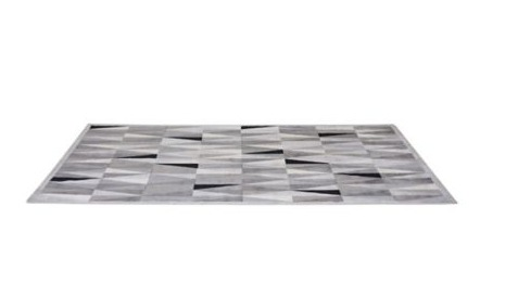 Alfombra Seychelles gris 160 x 235 cm Just Home Collection 2
