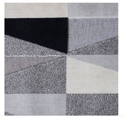 Alfombra Seychelles gris 160 x 235 cm Just Home Collection 4