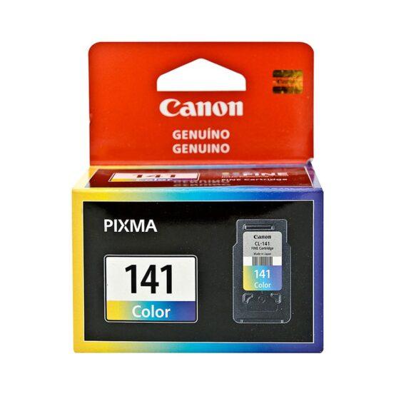 Cartucho de Tinta Color Canon CL-141 8 ml 1