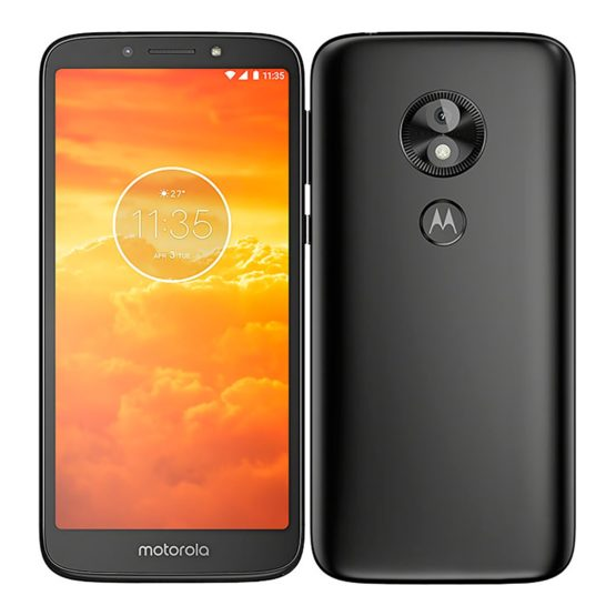 "Celular Motorola E5 Play XT1920 5,84""/ 16Gb/ 1Gb 1"