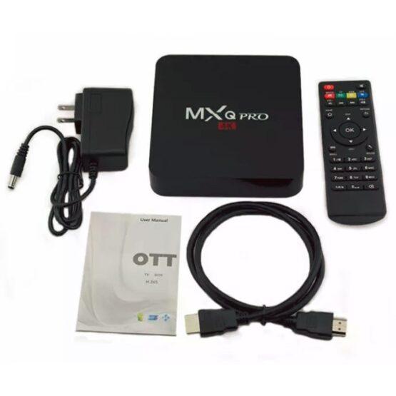 HDMI MXQ-PRO Tv Box 8Gb/ 4K 4