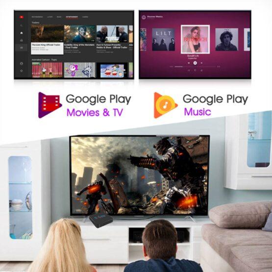 TV Box Max S96 32Gb 4