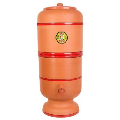 Filtro Purificador de Agua Ecologico 8 Litros Sao Joao 1