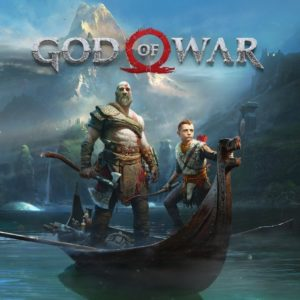 PS4 Juego Oficial God Of War Hits Latam 5
