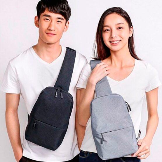 Mochila Xiaomi Compacta MI City Sling Bag 3