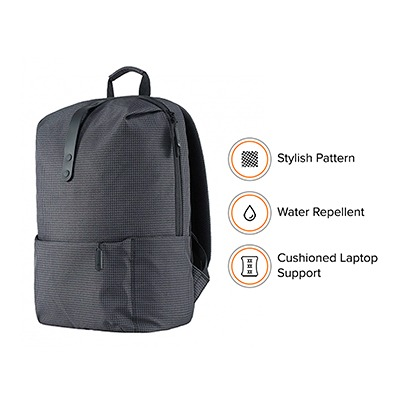 "Mochila Xiaomi MI Casual Backpack para Notebook hasta 15,6"" 2"