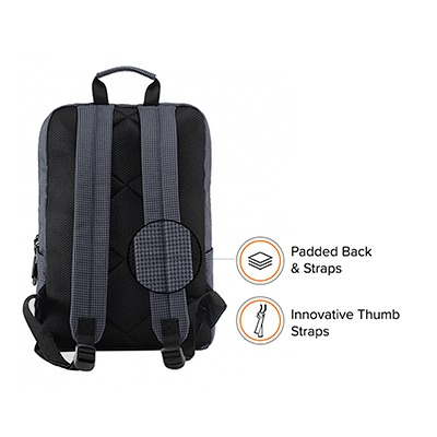 "Mochila Xiaomi MI Casual Backpack para Notebook hasta 15,6"" 3"