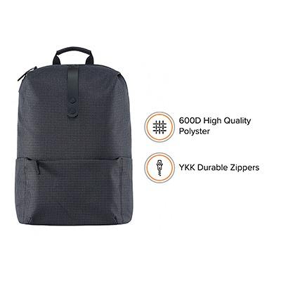 "Mochila Xiaomi MI Casual Backpack para Notebook hasta 15,6"" 4"