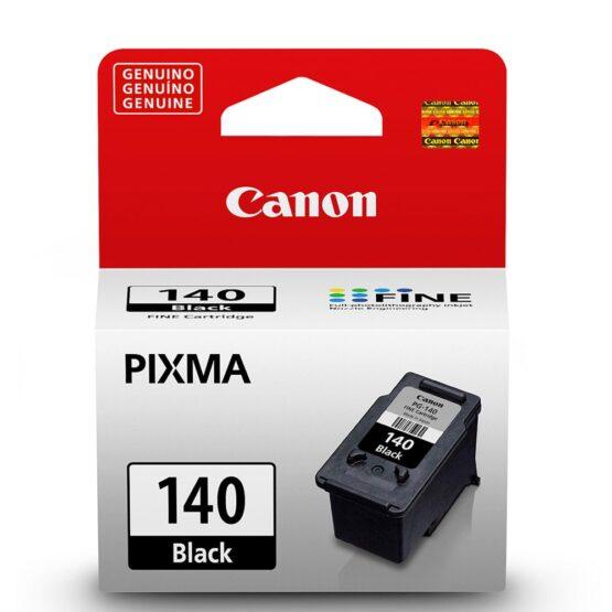 Cartucho de Tinta Canon PG-140 Negro 8 ml 1