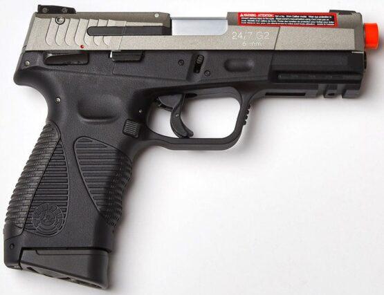Pistola CO2 Cybergun Modelo Taurus 24/7 G2 19 BB'S 1