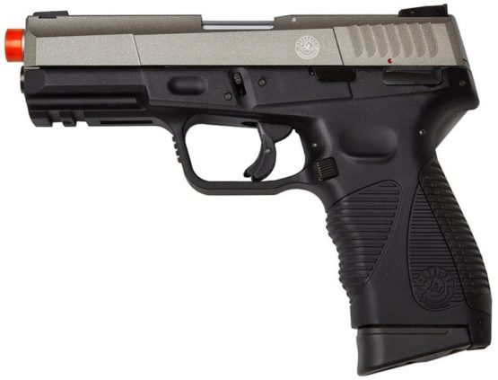 Pistola CO2 Cybergun Modelo Taurus 24/7 G2 19 BB'S 2