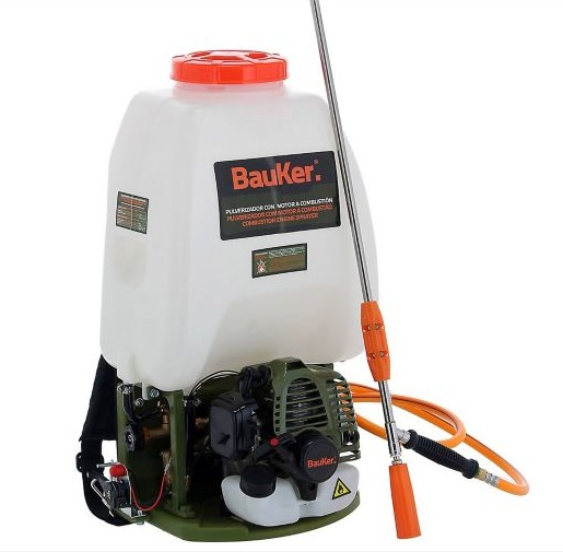Pulverizador 26 cc 2T 25 L Bauker 1