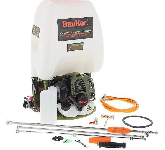 Pulverizador 26 cc 2T 25 L Bauker 4
