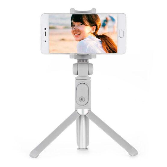2 en 1 Selfie Stick + Tripode Xiaomi MI Selfie Stick Tripod 3