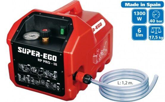 Bomba Comprobacion Tub. Electric (0-40BAR) Super Ego RP PRO III 2