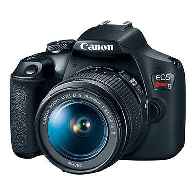 Cámara Digital Canon DIGITAL EOS Rebel T7 2