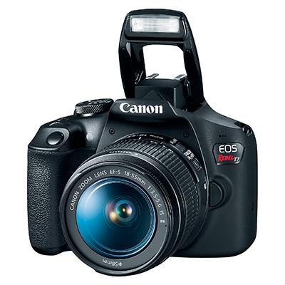 Cámara Digital Canon DIGITAL EOS Rebel T7 3