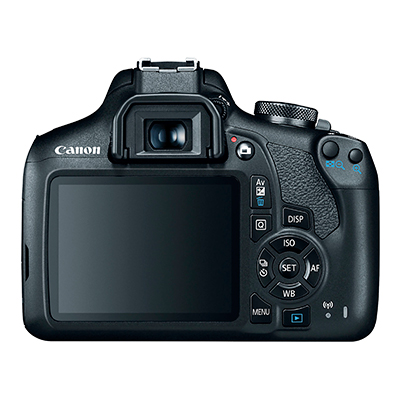 Cámara Digital Canon DIGITAL EOS Rebel T7 4