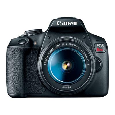 Cámara Digital Canon DIGITAL EOS Rebel T7 1