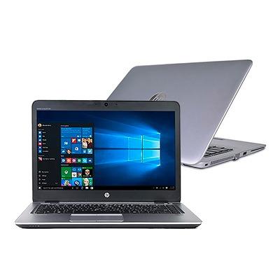 "Notebook Hp Gaming Elite Book 745 G3 14,1""/ AMD A10 / 256Gb/ 8Gb REFAA 1"