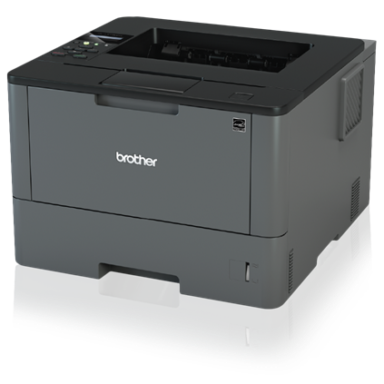 Impresora Laser Empresarial Brother HL5100 con Conectividad 2
