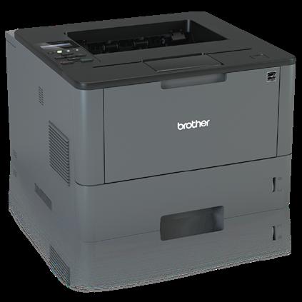 Impresora Laser Empresarial Brother HL5100 con Conectividad 3