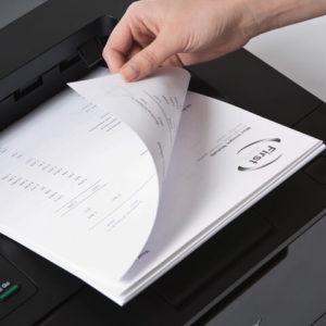Impresora Laser Empresarial Brother HL5100 con Conectividad 5