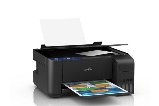 Impresora Multifuncional Epson EcoTank L3110 2