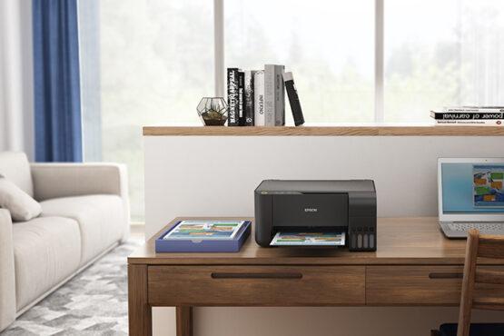 Impresora Multifuncional Epson EcoTank L3110 3