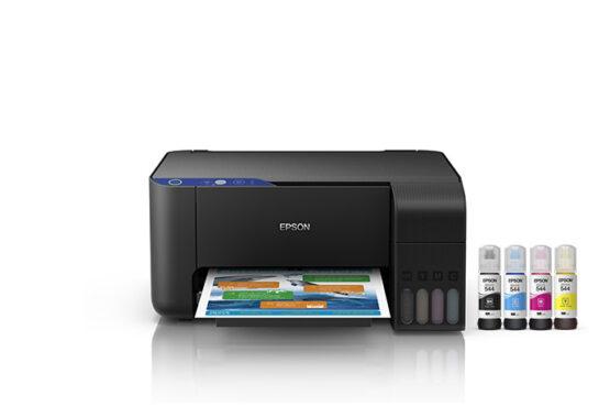 Impresora Multifuncional Epson EcoTank L3110 1