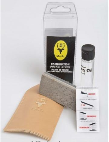 Kit de Afilado Cuchillos Muela 2