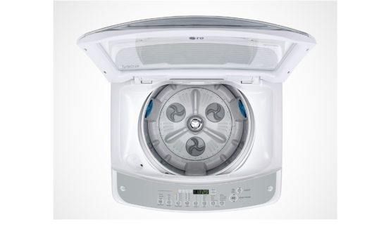 Lavarropas Superior 16Kg LG Modelo: WT16WSB 5