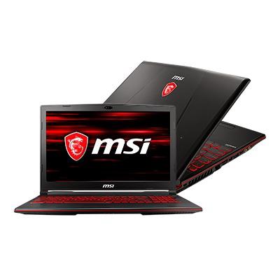 "Notebook MSI Gaming GL63/ 15,6""/ I7/ 256Gb/ 1TB REFAA 2"