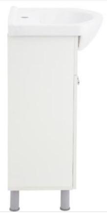 Vanitory Nantes Blanco 60 cm Sensi D' Acqua 5