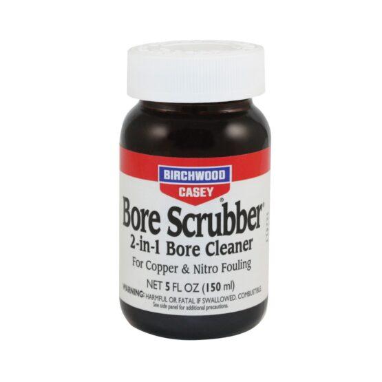 Bore Scrubber Limpiador 2 EN 1 Botella 5 FL. Onz Birchwood Casey 1
