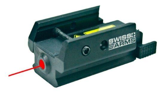 Mira Laser Rojo Swiss Arms Pistols Precision 2