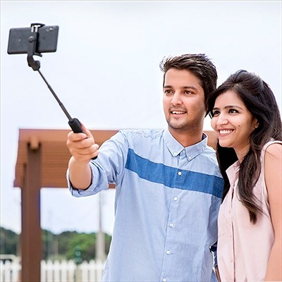 2 en 1 Selfie Stick + Tripode Xiaomi MI Selfie Stick Tripod 8