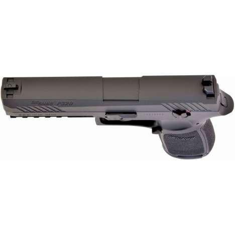 Pistola CO2 Sig Sauer P320 Blowback Negra 3