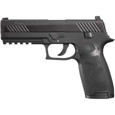 Pistola CO2 Sig Sauer P320 Blowback Negra 1