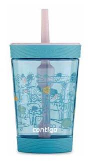 Vaso Plastico Contigo a Prueba de Derrames 414 ml 8