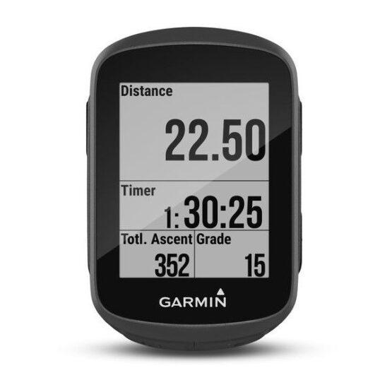 Ciclocomputador Garmin con GPS Compacto Edge 130 Bundle 1