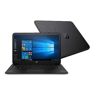 """Notebook Hp Stream 14-CB159NR/ 14""""/ N4000/ 4Gb/ 64Gb REFAA 1"""