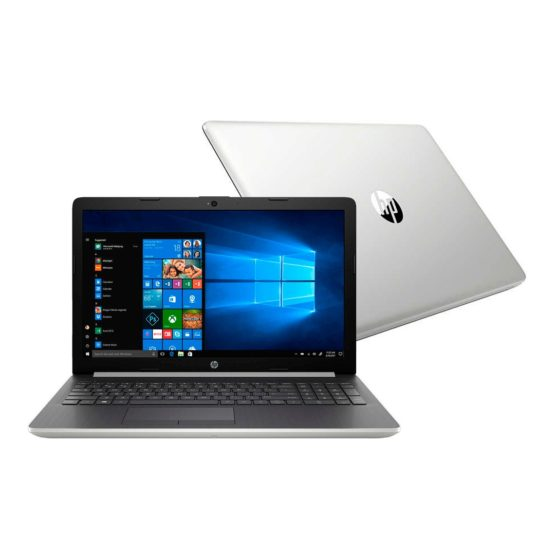 """Notebook Hp 17-BY1062ST 17,3""""/ I5/ 8Gb/ 1Tb REFAA 1"""