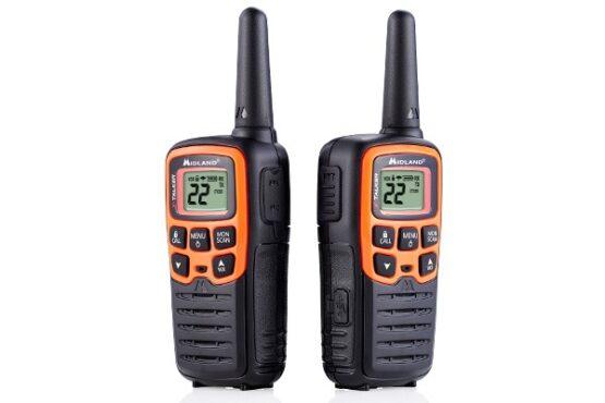 2 Radios Walkie Talkie Midland T51 22 Canales 1