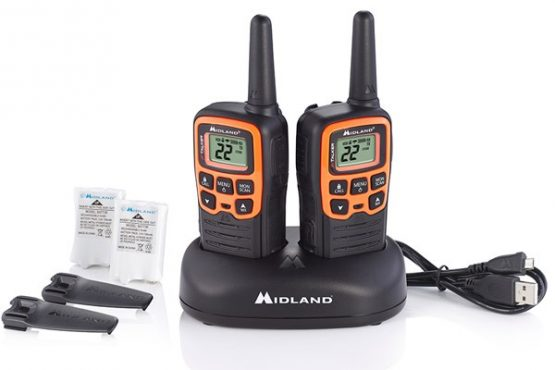2 Radios Walkie Talkie Midland T51 22 Canales 2