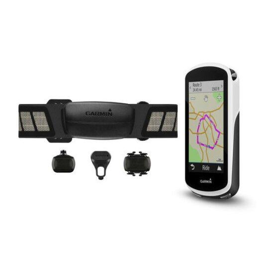 Ciclocomputador GPS Garmin Edge 1030 Bundle 1