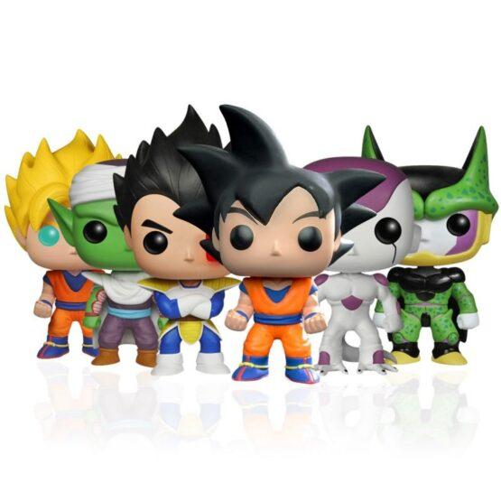 Funko Pop Dragon Ball Z Figuras Coleccionables 1