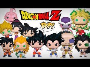 Funko Pop Dragon Ball Z Figuras Coleccionables 18