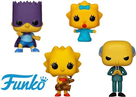 Funko Pop Los Simpsons Figuras Coleccionables 1