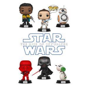 Funko Pop Star Wars Figuras Coleccionables 17